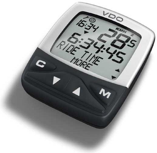 Велокомпьютер VDO C1-DS